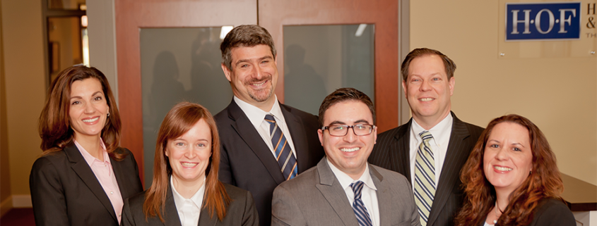 Default Group Hof Law Group Attorneys